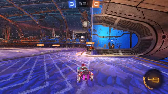 Watch and share Rocket League 2020.03.10 - 09.27.39.06.DVR GIFs by Sniper on Gfycat