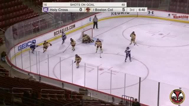 Watch 6 Lonergan (W) Holy Cross 2/1/19 GIF by @salzano14 on Gfycat. Discover more Colorado Avalanche, hockey GIFs on Gfycat