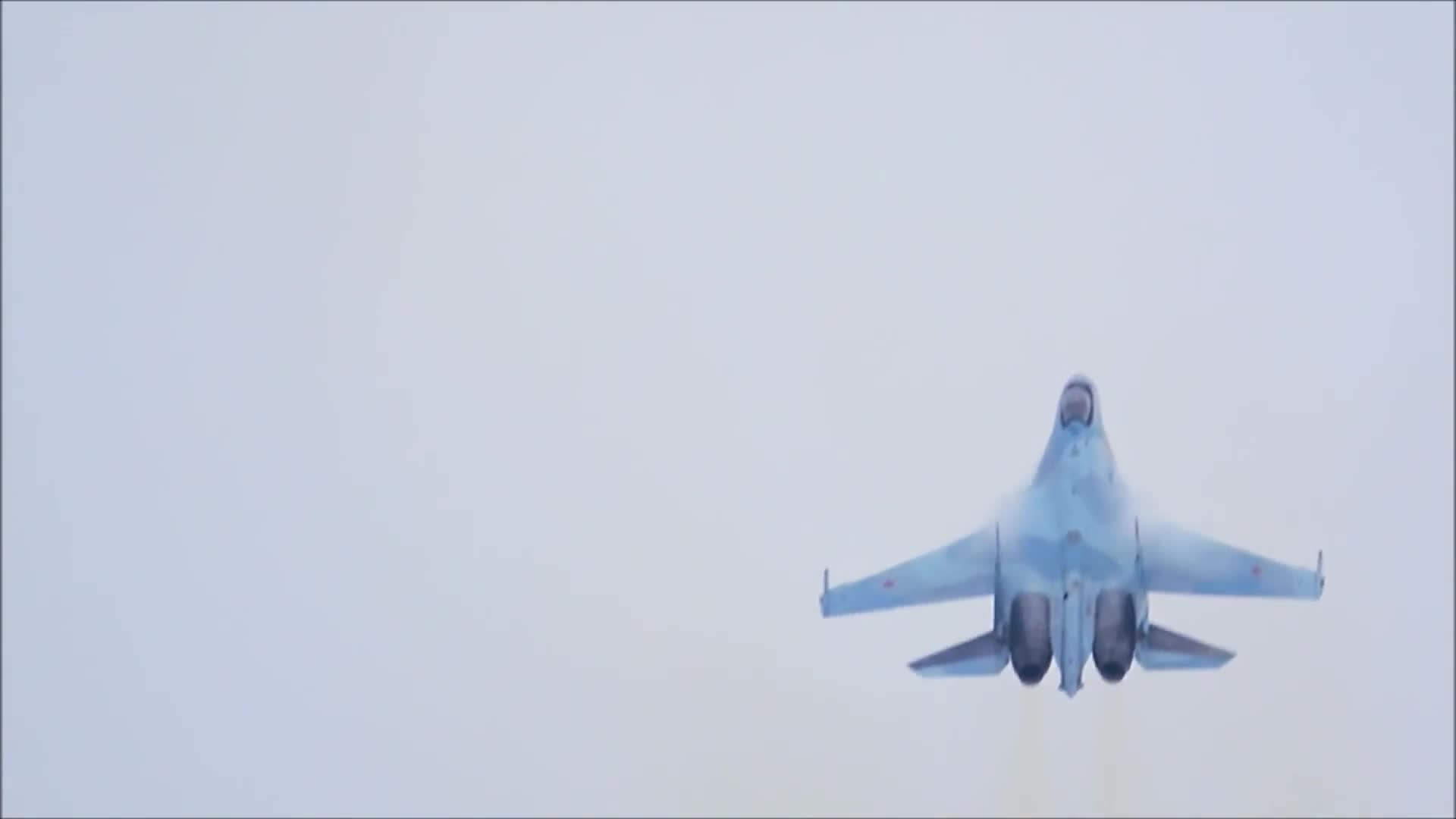 3D, Airguardian, Jet, RC4ever, SU-35, SUKHOI, aerobatics, extreme, fighter, radiocontrol, MAKS 2017 - SU-35S defies the laws of physics! - HD 50fps GIFs