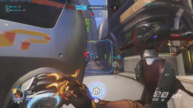 Watch and share Overwatch GIFs and Mei GIFs by lilbort on Gfycat