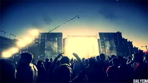 Watch and share Music Vibes GIFs and Rave Girls GIFs on Gfycat