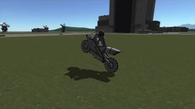Watch and share Kerbal Motorcycle Vs B52 GIFs by Allmhuran on Gfycat