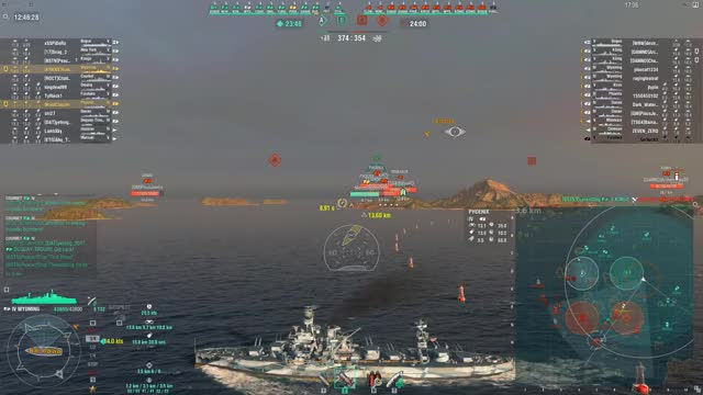 Watch and share World Of Warships 2018.09.10 - 12.47.35.02.DVR Trim GIFs by humblehominid on Gfycat