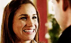 Watch and share Meghan Markle GIFs and Smile GIFs on Gfycat