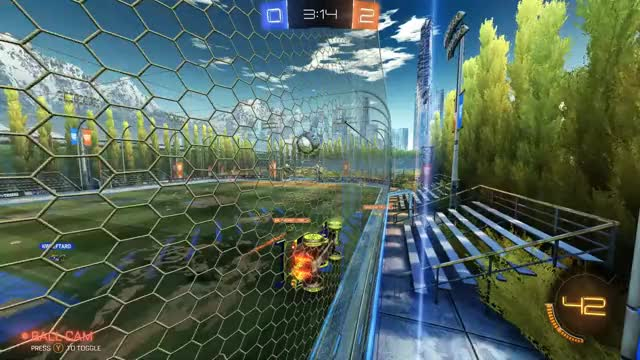 Watch behind GIF by vespero on Gfycat. Discover more RocketLeague GIFs on Gfycat