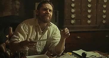 Watch and share Peaky Blinders GIFs and Alfie Solomons GIFs on Gfycat