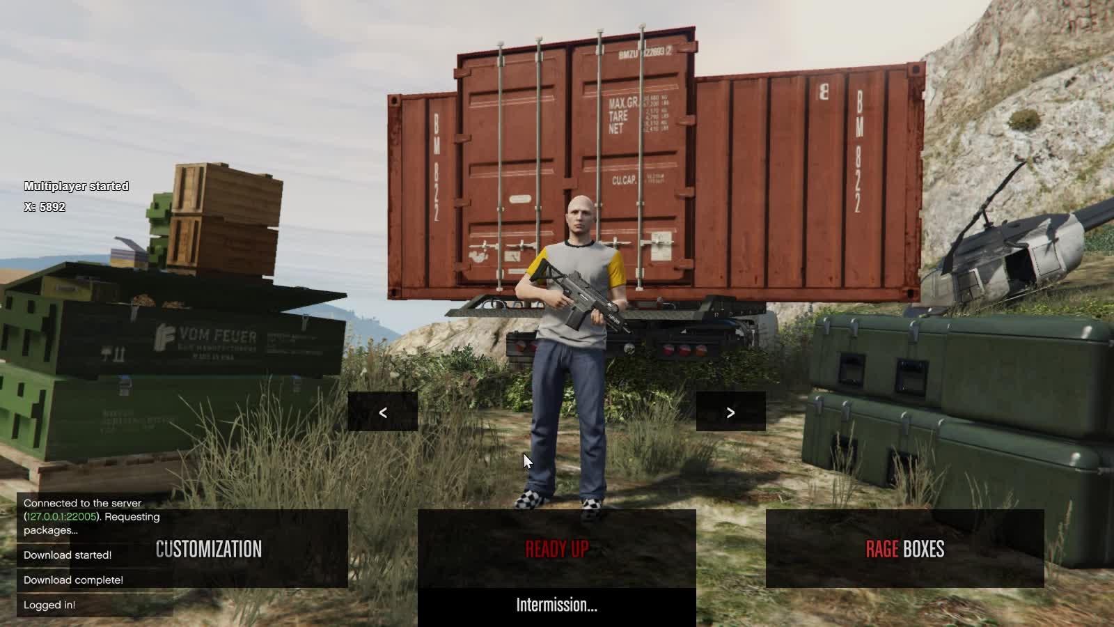 grandtheftautov, Grand Theft Auto V 2018.08.06 - 13.49.57.04 GIFs