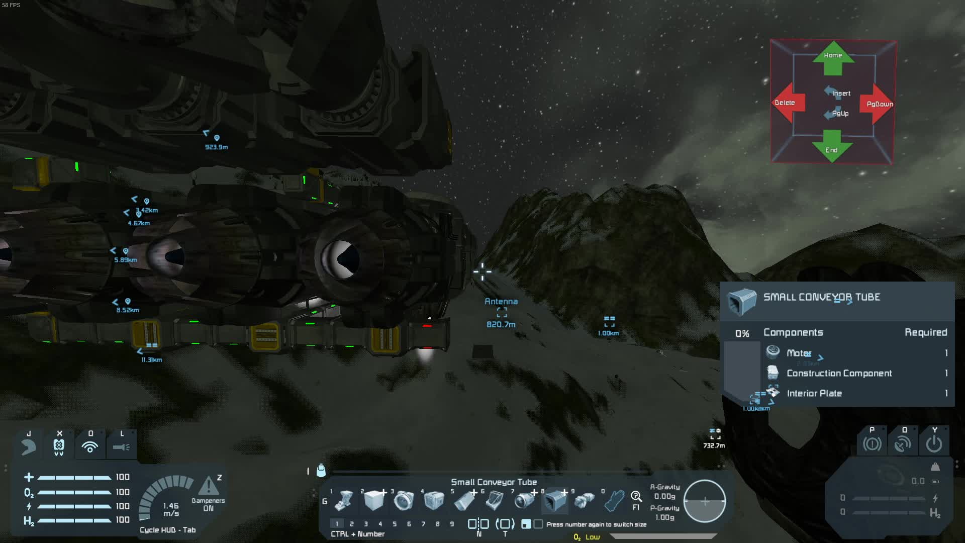 spaceengineers, vlc-record-2018-10-15-06h38m56s-Space Engineers 2018.10.15 - 06.36.15.12.DVR.mp4- GIFs