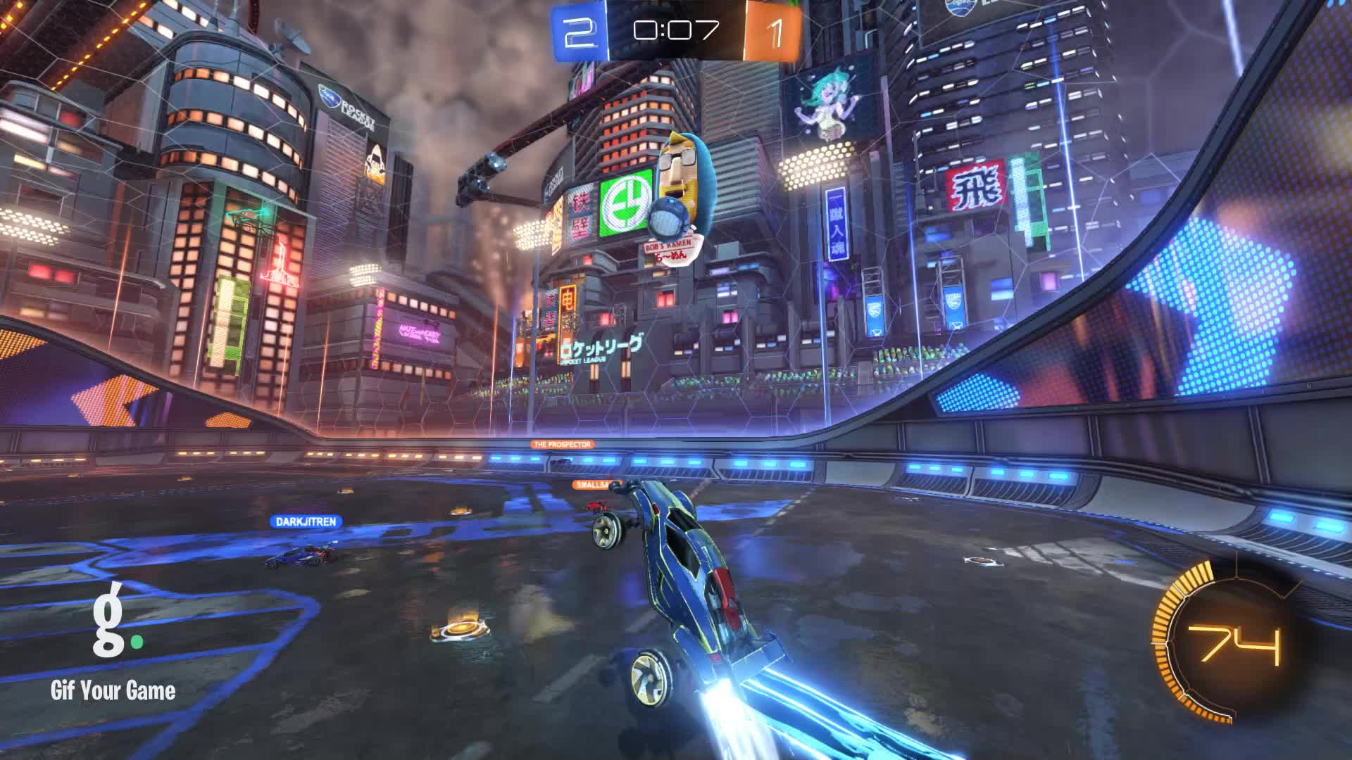 Gif Your Game, GifYourGame, Goal, ItWas...Justified, Rocket League, RocketLeague, Goal 4: ItWas...Justified GIFs