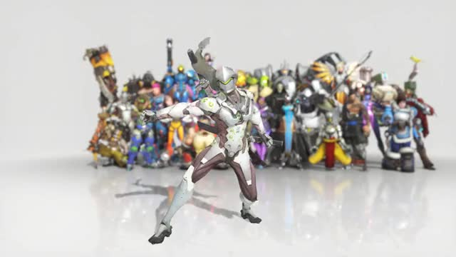 Watch genji GIF by Raikonei (@thiagoedex28) on Gfycat. Discover more related GIFs on Gfycat