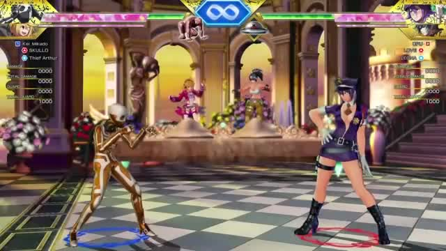 Watch SNK Heroines - Skullomania Combos GIF by Dakota Hills (@darkhorse) on Gfycat. Discover more PS4share, Gaming, Mikadok, PlayStation 4, SHAREfactory™, SNK Heroines, Skullomania, Sony Interactive Entertainment, {5859dfec-026f-46ba-bea0-02bf43aa1a6f} GIFs on Gfycat