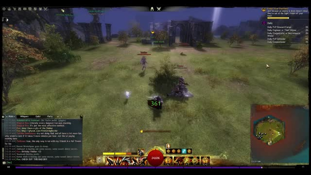 Watch and share Guildwars2 GIFs by samskinner32 on Gfycat
