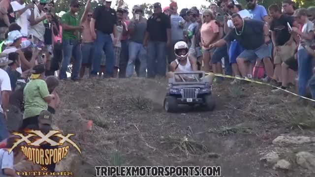 Watch and share MOST EPIC BARBIE JEEP CRASH COMPILATION!! GIFs on Gfycat