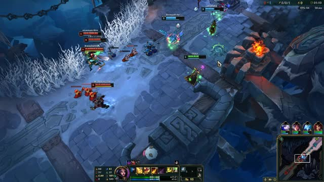 Watch and share Overwolf GIFs and Leblanc GIFs by Overwolf on Gfycat