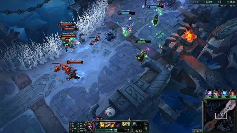 Assist, Gaming, LeBlanc, LeagueOfLegends, Overwolf, Win, Check out my video! LeagueOfLegends | Captured by Overwolf GIFs