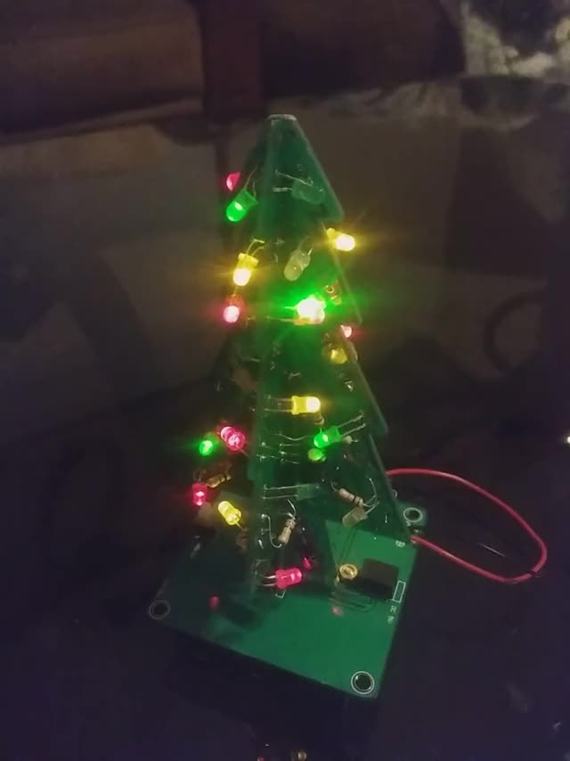 Watch and share Electronic Christmas Tree GIFs on Gfycat