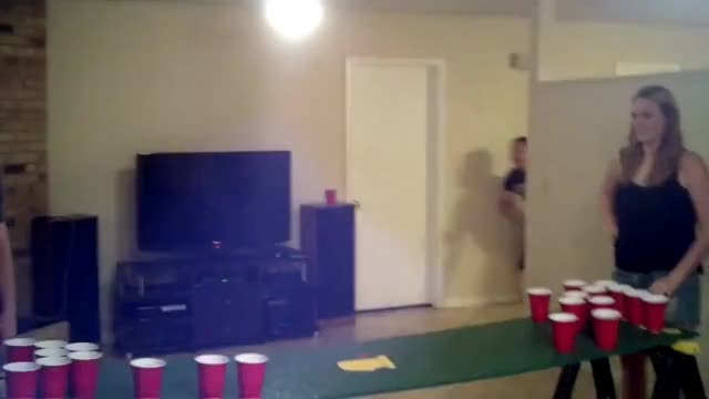 Watch and share Beer Pong GIFs on Gfycat