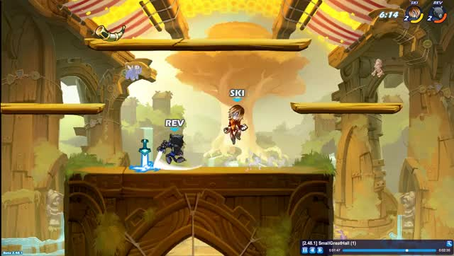 Watch and share Brawlhalla GIFs by skibuster on Gfycat