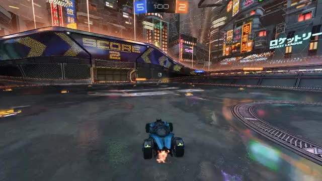 Watch and share Nice Goal GIFs and Teamwork GIFs by Rocket League on Gfycat