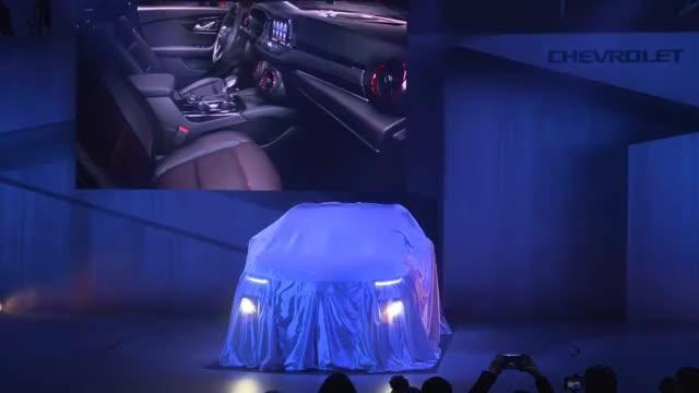 Watch 2019 Chevrolet Blazer Reveal GIF on Gfycat. Discover more 2019, Chevrolet, SUV, blazer GIFs on Gfycat