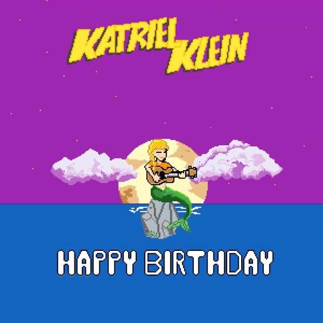 Watch and share Happy Birthday Katriel GIFs on Gfycat