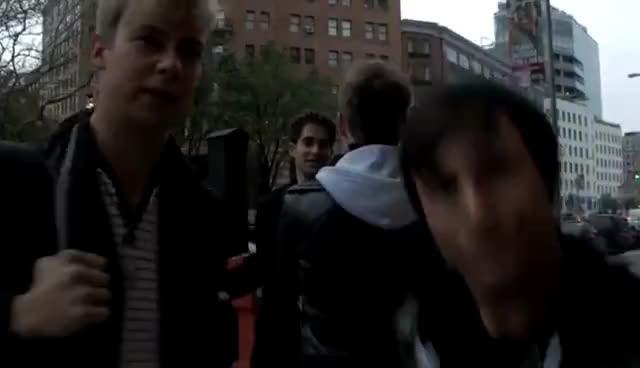 Alexander, Band, Gentlemen, Honor, Jason, Michael, Music, Society, Honor Society in NYC GIFs