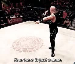 Watch and share He Is Real Dammit GIFs and Lucha Underground GIFs on Gfycat