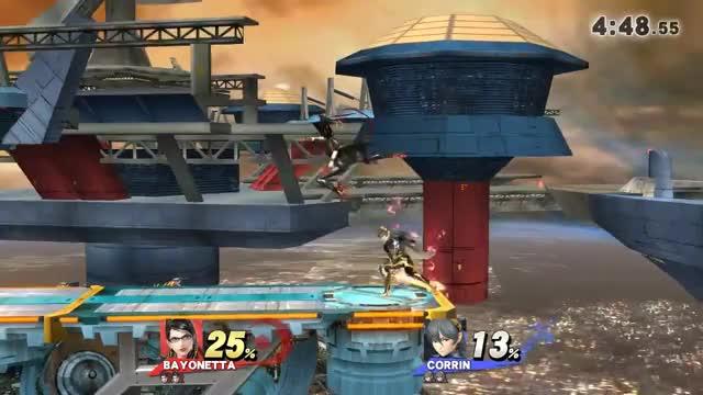 Watch Bayonetta SSB Wii U GIF on Gfycat. Discover more Replays, SmashBros, Super Smash Bros. GIFs on Gfycat