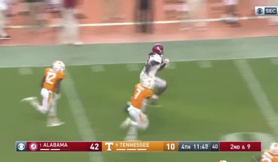 Watch and share College Football GIFs by Pete Brown on Gfycat