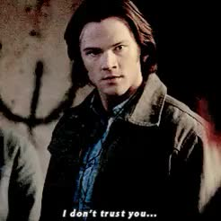 Watch and share Sam Winchester GIFs and Crowleyedit GIFs on Gfycat