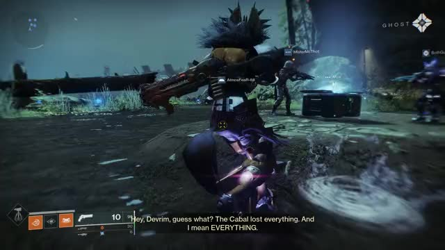 Watch and share Destiny 2 GIFs by mundy-the-owl on Gfycat