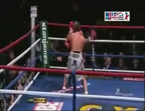 Watch and share Boxing Ko GIFs on Gfycat