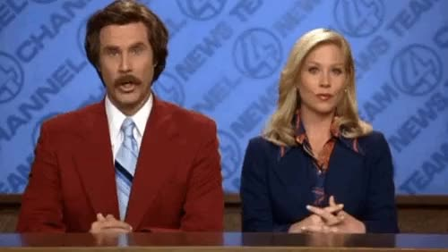 Watch and share GO FUCK YOURSELF Anchorman GIFs on Gfycat