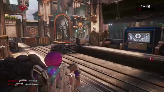 Watch and share Gearsofwar4 GIFs and Sirmonkey95 GIFs by Gamer DVR on Gfycat