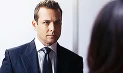 Watch and share Harvey Specter GIFs and Suits Spoilers GIFs on Gfycat