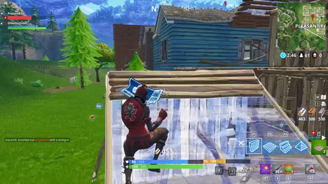 Watch and share Not So Pleasant Park GIFs by Slowmotion on Gfycat