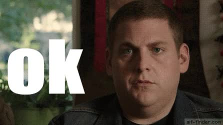 Watch and share Jonah Hill GIFs and Alright GIFs by Reactions on Gfycat