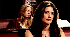 Watch Gif Meme: Robin + smiling (requested by zoeybarkow)  GIF on Gfycat. Discover more *, 1k, Colbie Smulder, HIMYM, How I Met Your Mother, Robin Scherbatsky, mine: himym*, ngm*, zoeybarkow GIFs on Gfycat