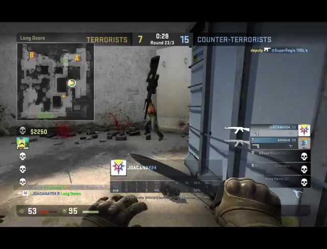 Watch kick kick kick GIF on Gfycat. Discover more csgo GIFs on Gfycat