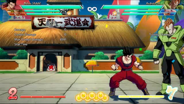Watch and share Dbfz GIFs by purplevegito on Gfycat