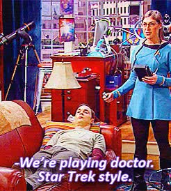 Watch and share The Big Bang Theory GIFs and Playing Doctor GIFs on Gfycat