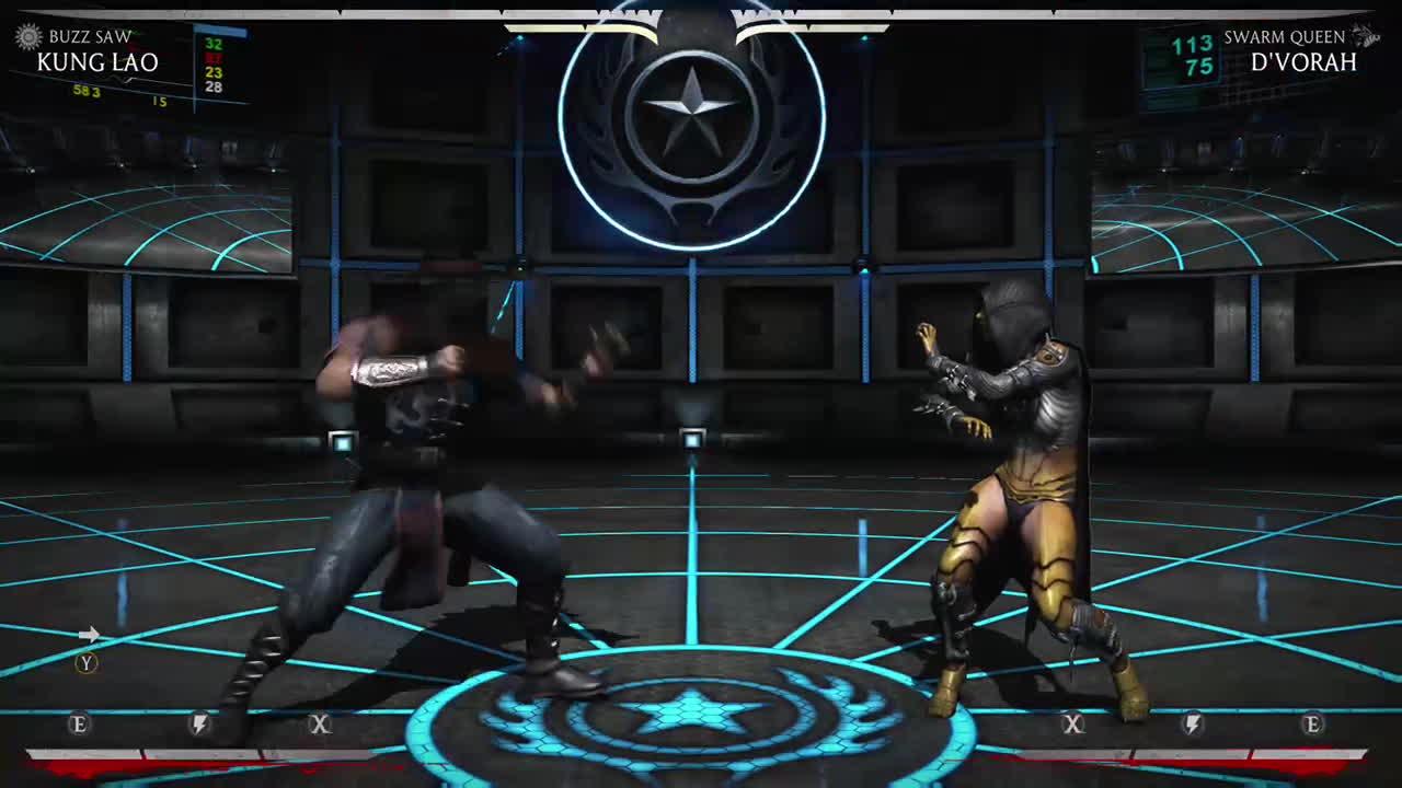 MortalKombat, untechable throw GIFs