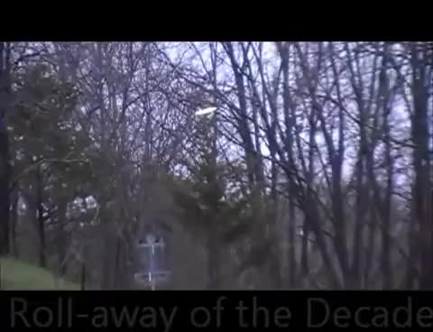 Watch rollaway disc golf GIF on Gfycat. Discover more disc golf GIFs on Gfycat