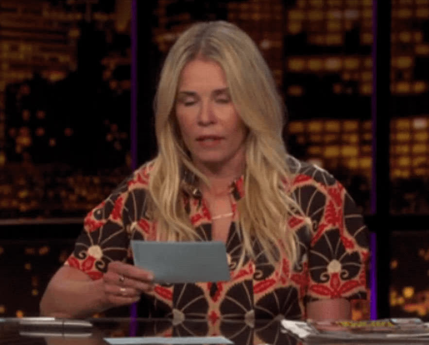 Chelsea Handler, annoyed, done, eye roll, over it, Chelsea Handler Eye Roll GIFs