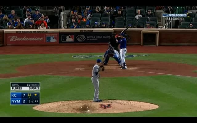 Watch and share Kansas City Royals GIFs and New York Mets GIFs by porcus on Gfycat