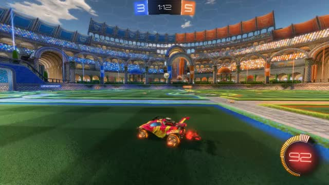 Watch and share Rocket League GIFs by fuhnkyfresh on Gfycat