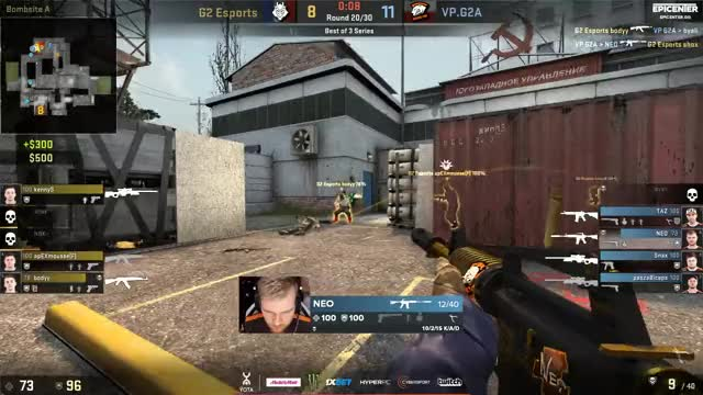 Watch and share Epicenter_en1 Playing Counter-Strike: Global Offensive - Twitch Clips GIFs on Gfycat