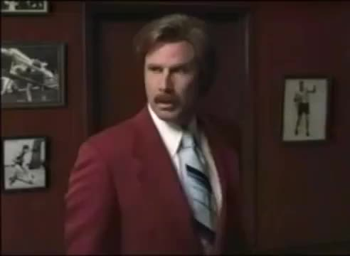 Watch this anchorman GIF by The Livery of GIFs (@thegifery) on Gfycat. Discover more anchorman, celebs, news, ron burgundy, will ferrell GIFs on Gfycat