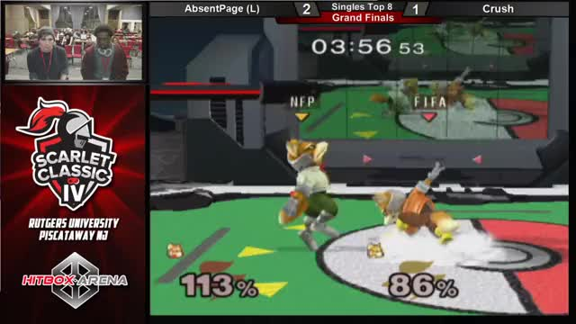 Watch and share HitboxArena Playing Super Smash Bros. Melee - Twitch Clips GIFs by subjectivef on Gfycat