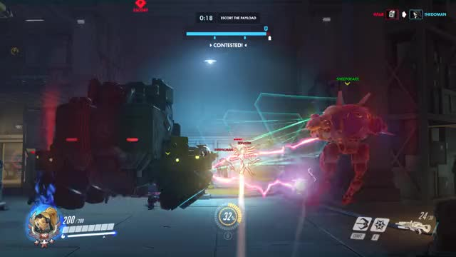 Watch vlc-record-2018-01-26-21h11m00s-Overwatch 01.26.2018 - 21.09.42.18.DVR.mp4- GIF on Gfycat. Discover more related GIFs on Gfycat